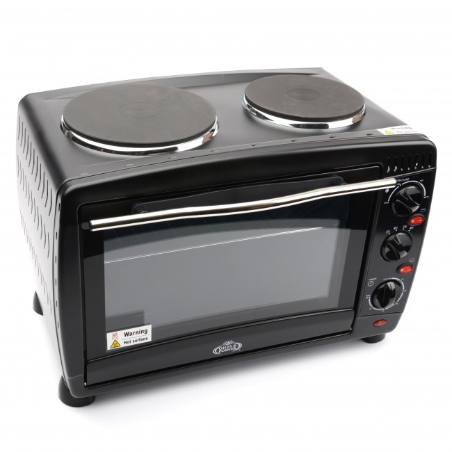 Countertop Oven With Hob : ... & Posner Mini Table-Top Oven/Grill with Hob - New,Boxed & Free P+P